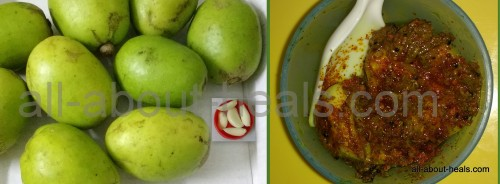 Aamda Pickle / Aamda Achar