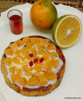 Fruits Pancake