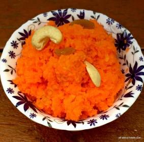 Mesh Carrots