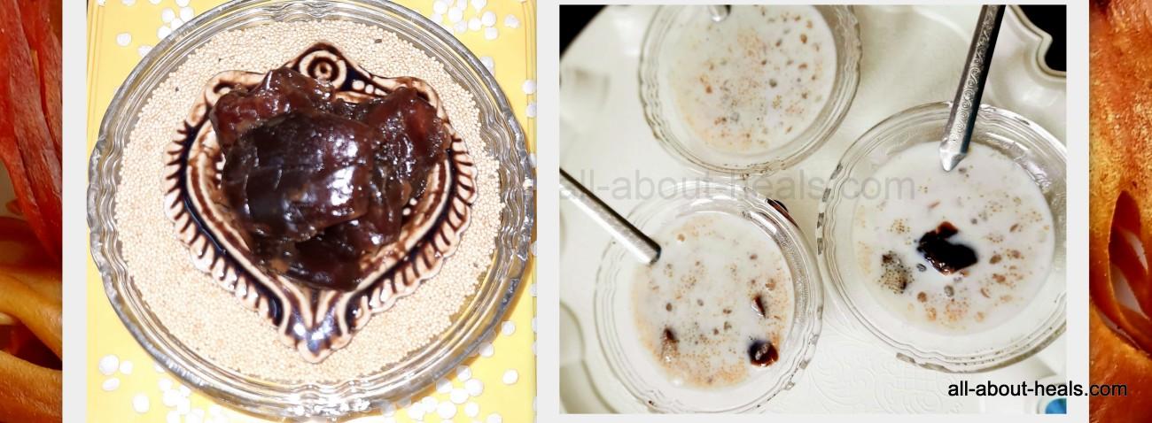 Millet Dessert - Healthy